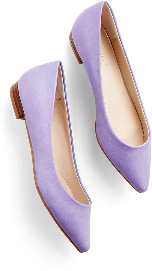 Modcloth Pointed-Toe Flats