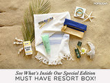 POPSUGAR Must Have Resort Box Contents | April 2014