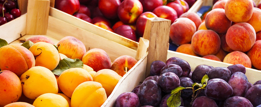 All the Carb Counts in Your Favorite Fresh Fruits
