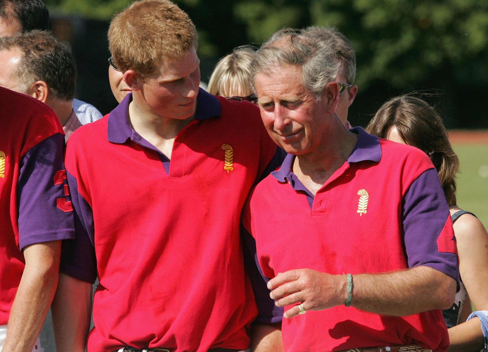 Prince Harry and Princ...