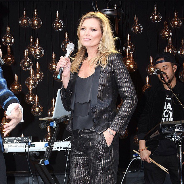 Kate Moss For Topshop Launch