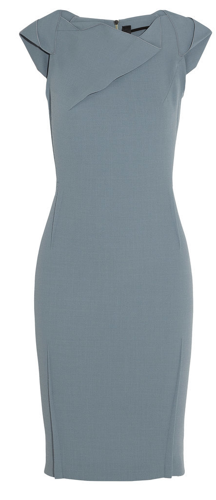 Roland Mouret Light-Blue Dress