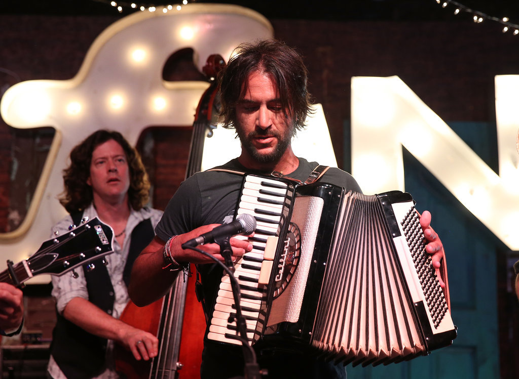 Calico has the shaggy-haired accordion player of your dreams.