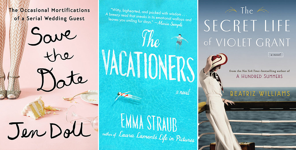 May's Fresh Picks For Spring Reading