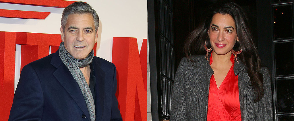Speed Read: How George Clooney Proposed to Amal Alamuddin