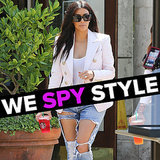 Kim Kardashian Hot Celebrity Fashion April 29, 2014 | Video