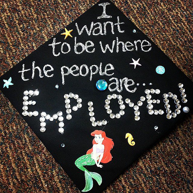 Ariel speaks for most of the post-grad world.  Source: Instagram user jmcmanx2
