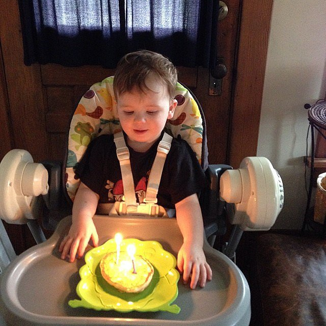 """There is no such thing as the terrible twos."" — Caitin F.  Source: Instagram user jessh_3"
