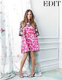 Sarah Jessica Parker's Net-a-Porter.com Photo Shoot
