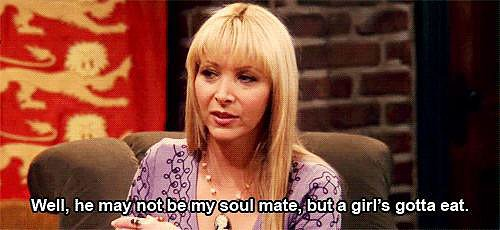 When Phoebe Shares an Insightful Dating Philosophy