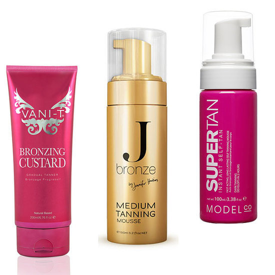 Editors' Picks of The Best DIY Tan, Gradual Tan, Instant Tan