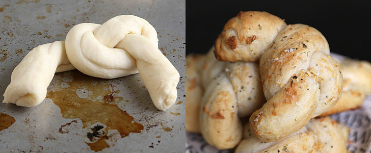 An Impatient Person's Guide to Making Garlic Knots
