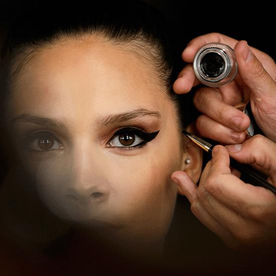 Spécial Maquillage Des yeux de biche