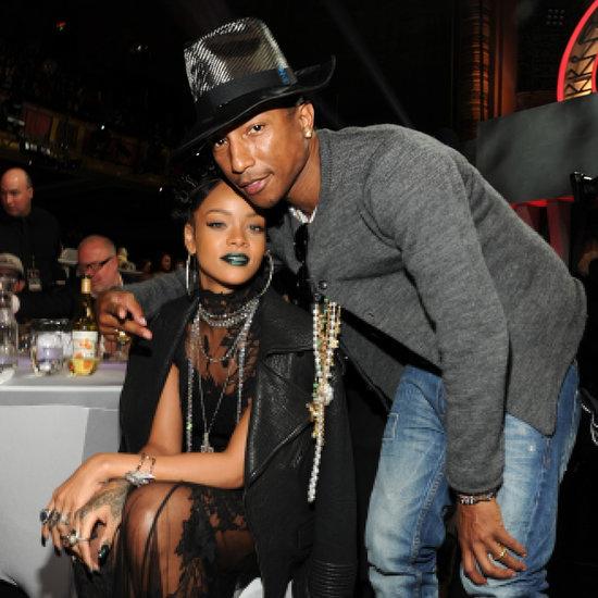 Celebrities At 2014 IHeartRadio Music Awards