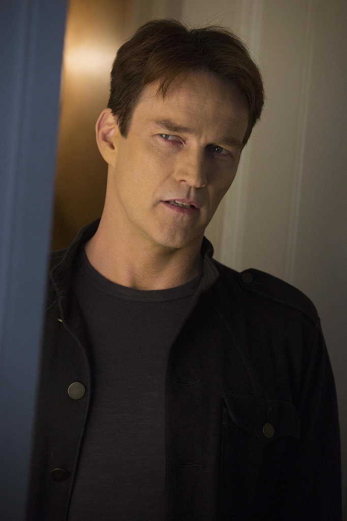 Stephen Moyer as Bill.