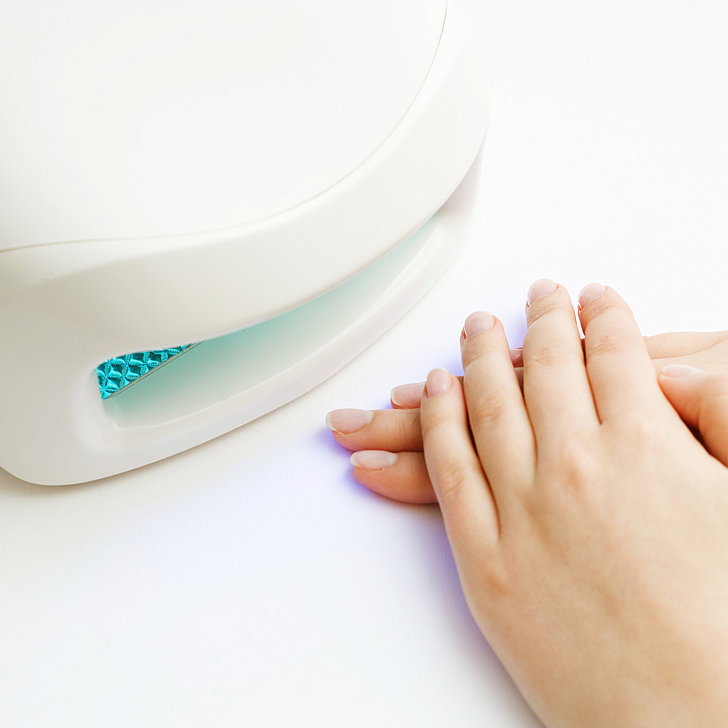 Can Gel Or Shellac Manicure UV Lamps Give You Skin Cancer | POPSUGAR