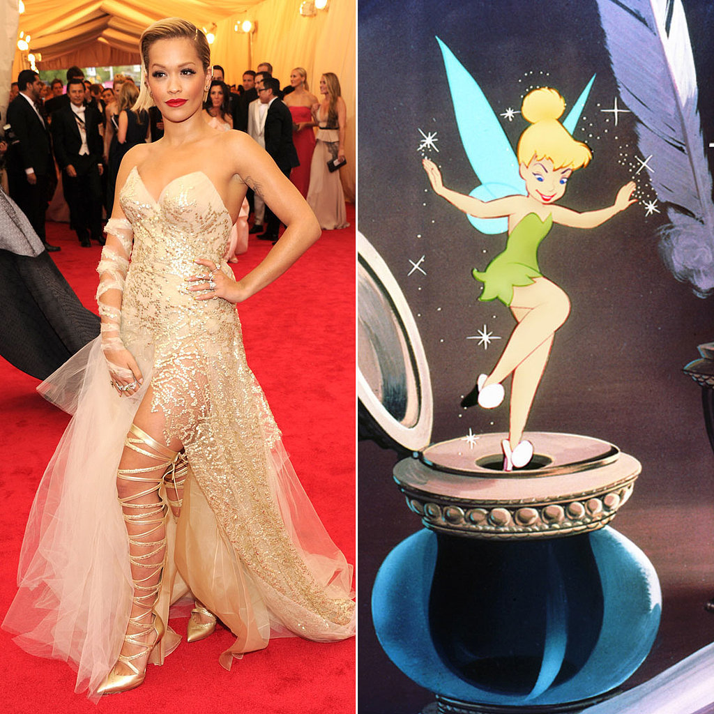 Rita Ora as Tinker Bell