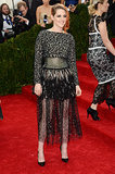 Kristen Stewart at the 2014 Met Gala