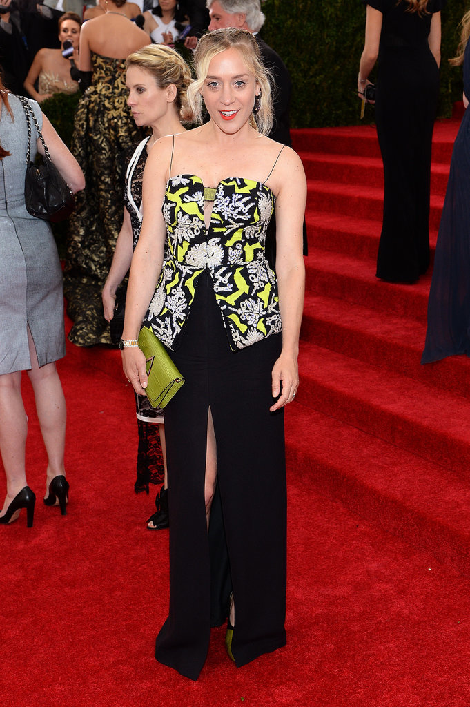 Chloe Sevigny at the 2014 Met Gala