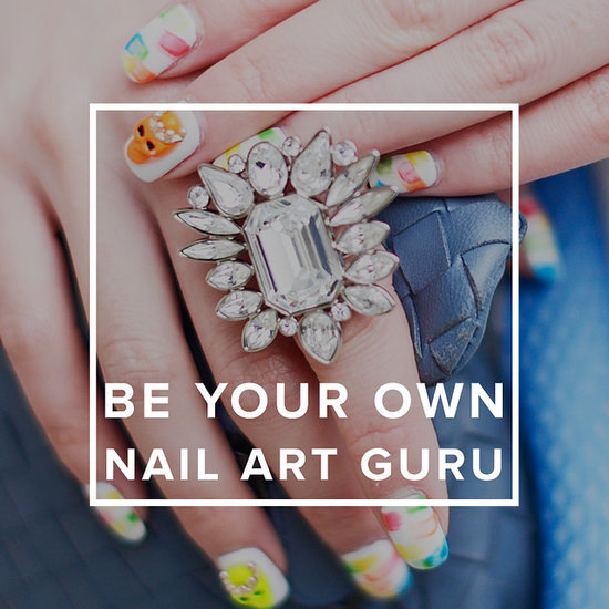 Easy DIY Nail Art For Even the Most Artistically Challenged