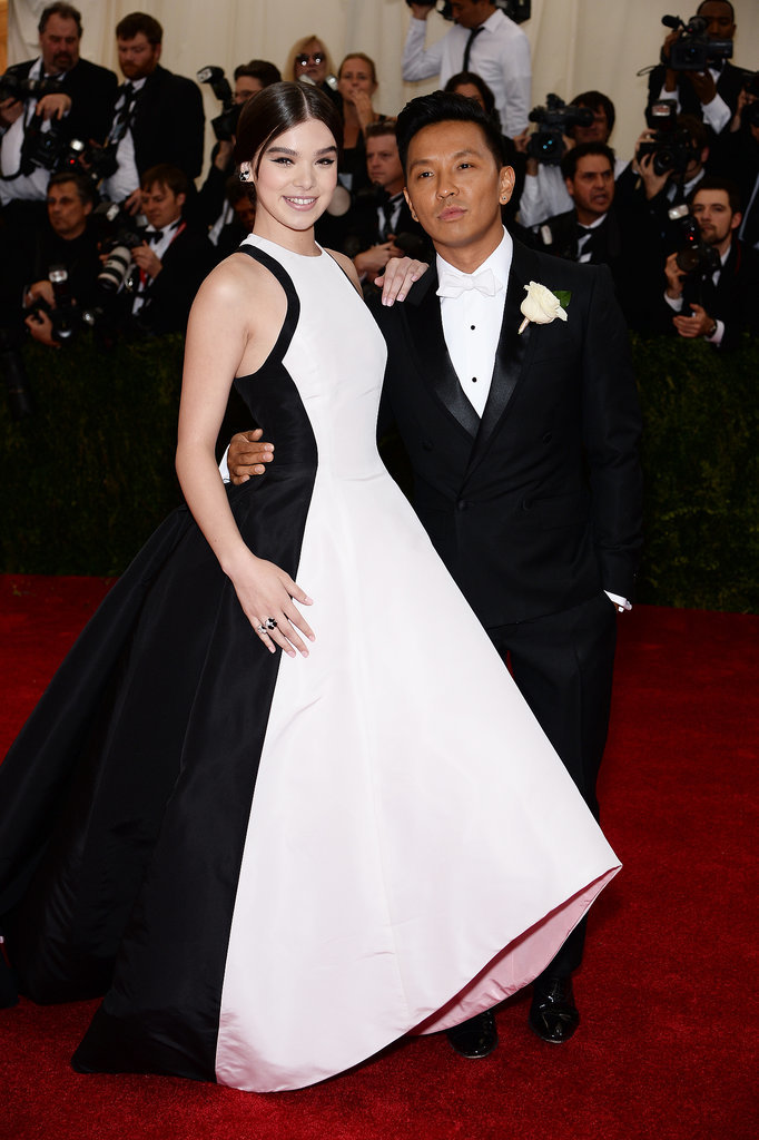 Hailee Steinfeld at the 2014 Met Gala