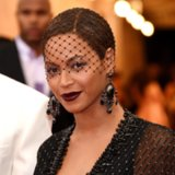 Celebrities Like Beyoncé Wearing Dark Lipstick at Met Gala