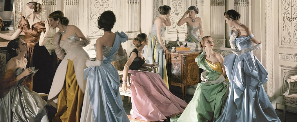 A Grand Look Inside the Costume Institute's Charles James Exhibit