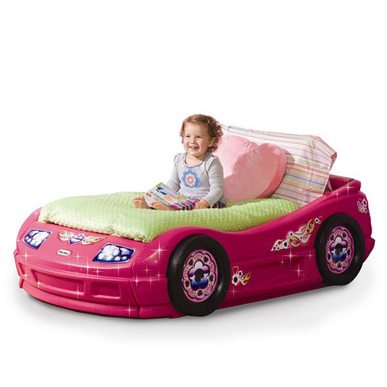 Princess Pink Roadster