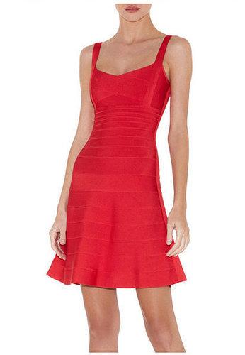 Essential A-Line Formal Slim Bandage Dress