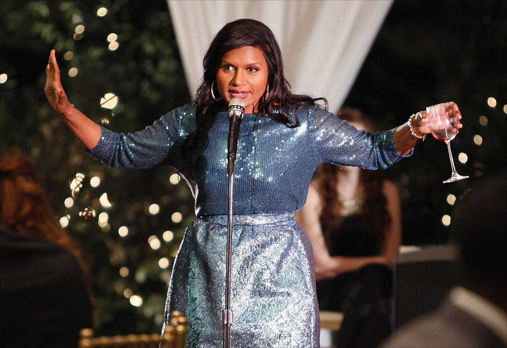 Smart Dating Advice From Single Lady Mindy Kaling