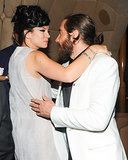 Lily Allen and Jake Gyllenhaal