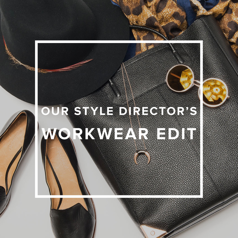 Sharp Workwear For Your 9-to-5