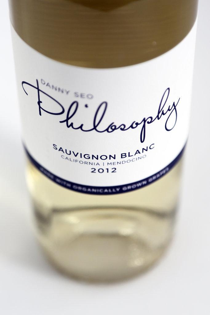 2012 Danny SEO Philosophy Sauvignon Blanc