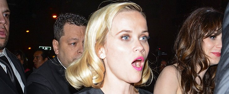 You Really Need to Watch Reese Witherspoon's Tipsy Elevator Video