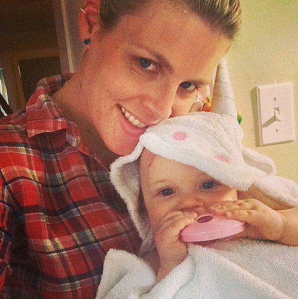 Busy Philipps and Cricket