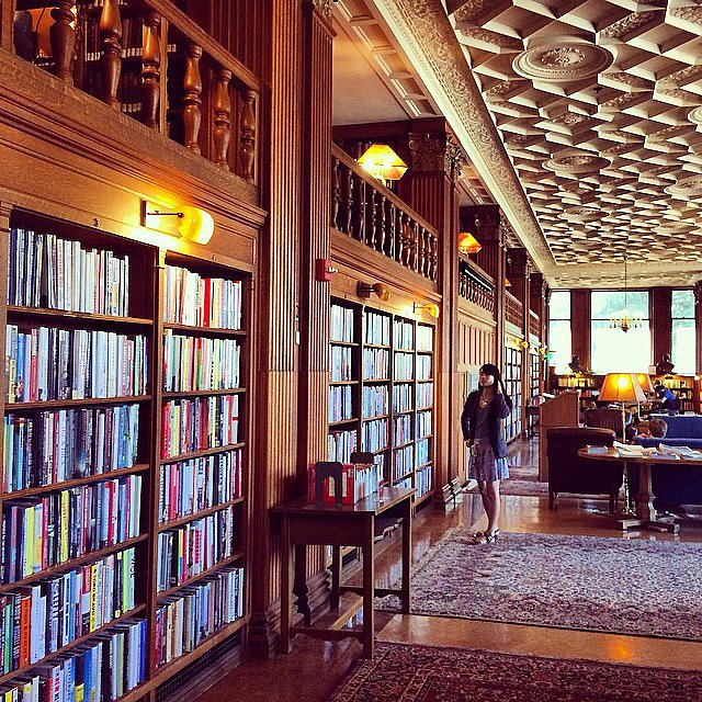 Get Lost in a Library