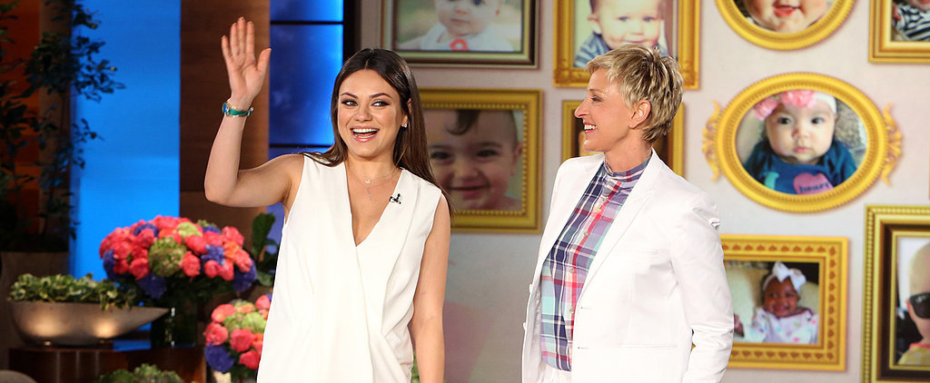 "Here's Why Mila Kunis Wants a ""Natural Birth"""