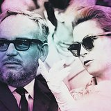 With Prince Rainier at Seville's Maestranza Bullfight in 1966