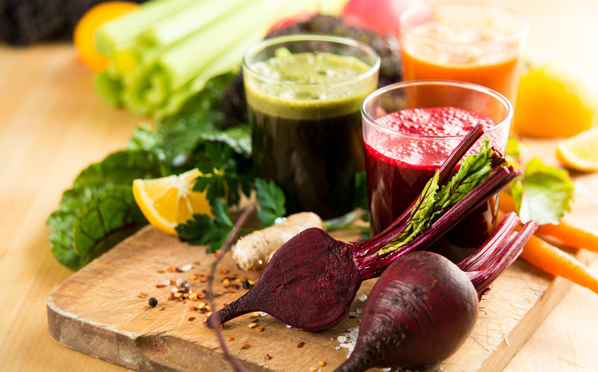 Can juicing make you lose weight fast