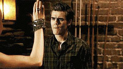 Stefan is also the best friend anyone could ask for, like Lexi, his first girl BFF.