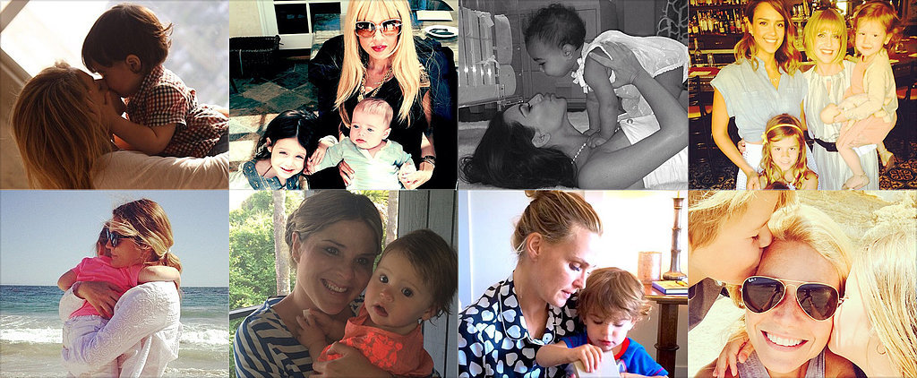 Celeb Moms Share the Cutest Photos of Their Mother's Day Celebrations