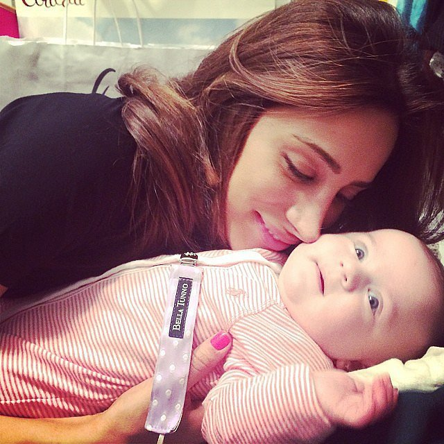 Danielle Jonas and Alena