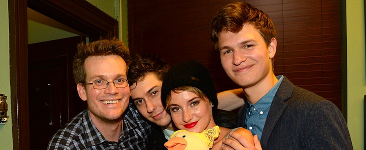 The Fault in Our Stars Fan Tour Behind-the-Scenes Instagram Diary