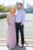 Claire Danes spent Mother's Day at the Brooklyn fete.