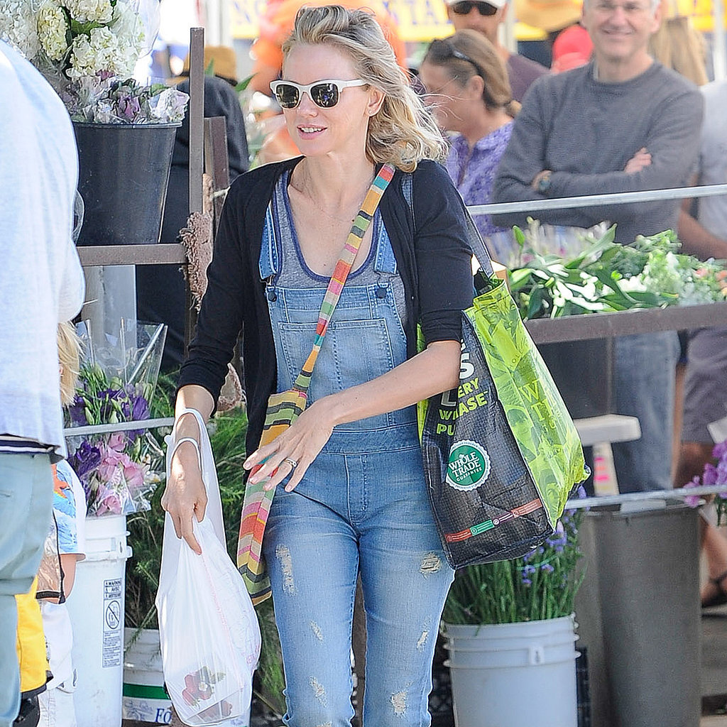 The Easiest Way to Wear Overalls, Ever