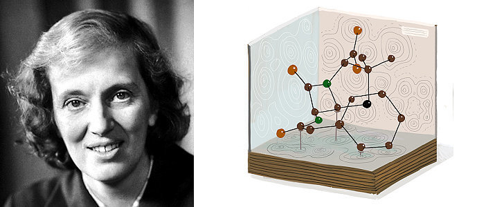 Meet Dorothy Hodgkin, One of Science's Most Important Women