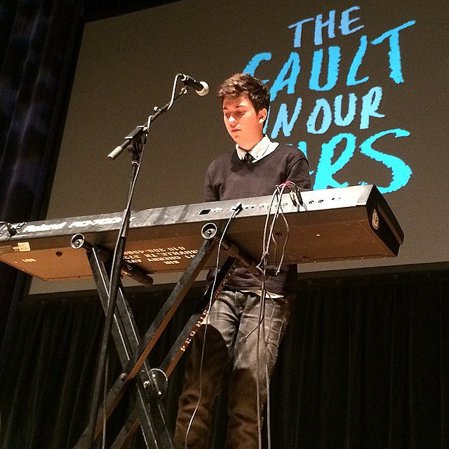 Surprise performance in Nashville by @natandalex! #tfiostn #tfiostour Source: Instagram user popsugar