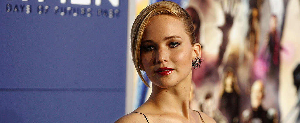 See Jennifer Lawrence's Sultry '90s Style on POPSUGAR Live!