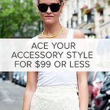Summer Accessory Trends | Shopping