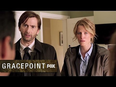 Watch the Trailer For Gracepoint